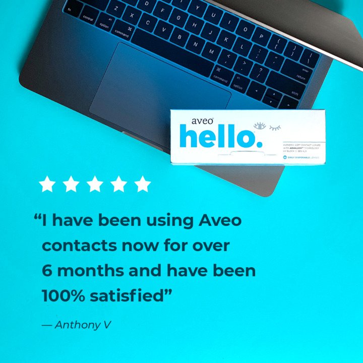 Customer Reviews on Aveo Products